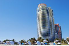 Luxury Condo Towers Stock Photos