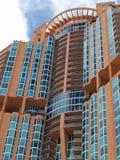 Luxury condominium Royalty Free Stock Images