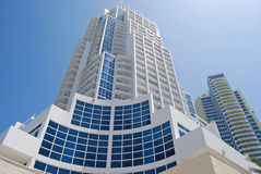 Luxury Condominium Towers Stock Photography