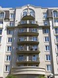 Luxury Condominiums Stock Photography
