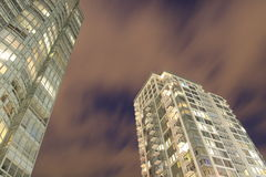Luxury Condominiums Royalty Free Stock Image