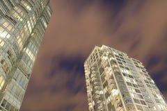 Luxury Condominiums royalty free stock image