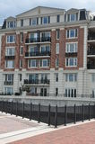 Luxury Condominiums in Baltimore Stock Photography