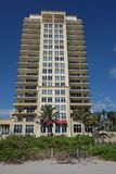 Luxury condominiums at Singer Island, Florida Royalty Free Stock Photography