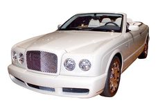 Luxury Convertible royalty free stock photography