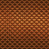 Luxury copper mosaic Stock Images
