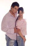 Luxury couple Stock Photo