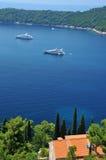 Luxury cruise Stock Photography