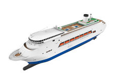 Luxury Cruise Ship Stock Photos