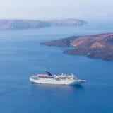 Luxury cruise ship. Stock Photography
