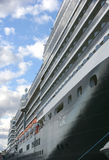 Luxury cruiser Royalty Free Stock Photography