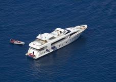Luxury cruiser Stock Photo
