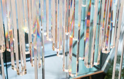 Luxury Crystal Chandelier. Royalty Free Stock Photography