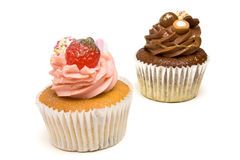 Luxury Cup Cakes Stock Photography