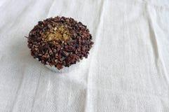 Luxury cupcake Royalty Free Stock Images