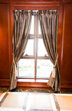 Luxury curtain Royalty Free Stock Photo