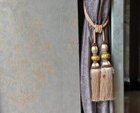 Luxury Curtain Stock Image