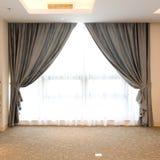 Luxury curtain Stock Photos