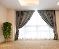 Luxury curtain Royalty Free Stock Images