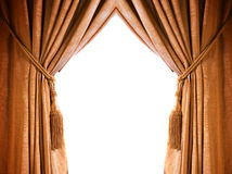 Luxury curtain Royalty Free Stock Photography