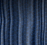 Luxury curtains Stock Photos