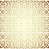 Luxury damask seamless motif . Vector Stock Photography