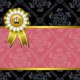 Luxury decoration frame Royalty Free Stock Photo