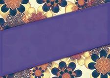Luxury Decorative Symbols Background Stock Photography