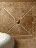 Luxury Decorative Tile 1 Royalty Free Stock Photos