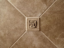 Luxury Decorative Tile 2 Stock Photo