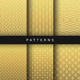 Luxury design elements pattern abstract texture, backdrop, style. Royalty Free Stock Images
