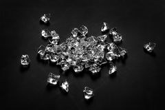 Luxury diamonds Stock Image