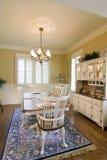 Luxury diningroom Royalty Free Stock Photo