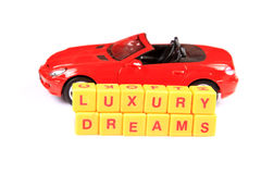 Luxury dreams Royalty Free Stock Images
