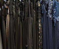 Luxury dresses Stock Photos