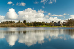 Luxury Dromoland Castle Stock Photo