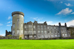 Luxury dromoland castle hotel Royalty Free Stock Images