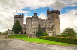 Luxury Dromoland Castle in Ireland Stock Image