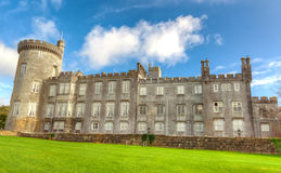 Luxury Dromoland Castle in Ireland Stock Images