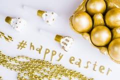 Luxury easter celebration stock photography