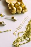 Luxury easter celebration stock images