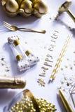 Luxury easter celebration royalty free stock photos