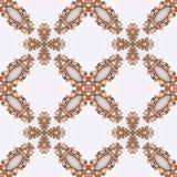 Luxury elegant ornamental golden background Stock Image