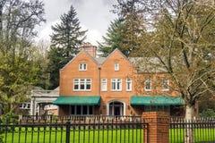 Luxury estate Stock Image