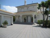 Luxury estate in Spain Stock Photo