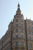 Luxury European hotel Baltschug Kempinski Royalty Free Stock Photo