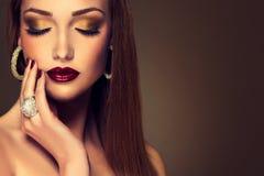 Luxury fashion style stock photography