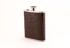 Luxury flask Stock Images