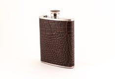 Luxury flask Stock Images