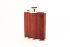 Luxury flask Royalty Free Stock Photos